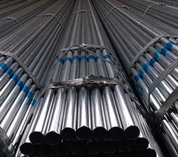 Pre-Galvanized steel round pipe