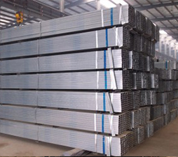 Hot Dip Galvanized Hollow Section
